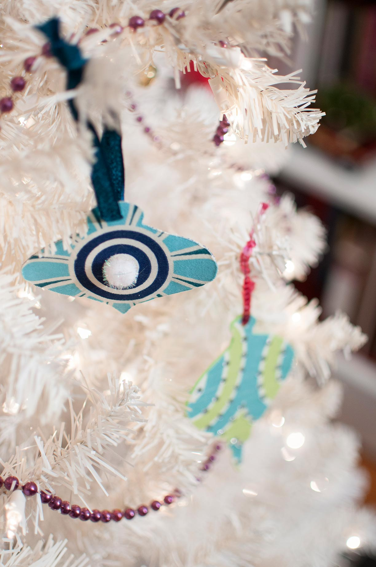12 Days of HGTV HOME Fabric | Camille Smith ornaments